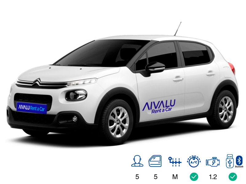 C3 Aivalu Rent a Car